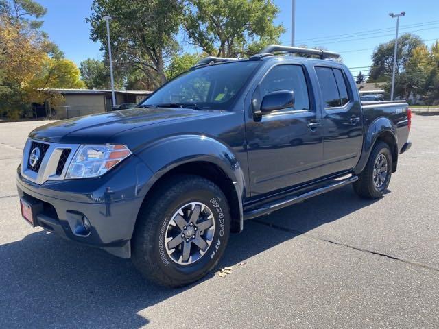 2016 Nissan Frontier PRO-4X for sale in Longmont, CO