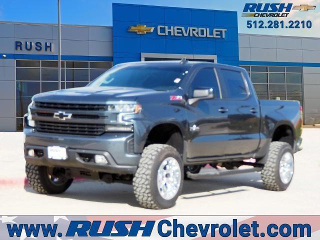 2021 Chevrolet Silverado 1500 RST for sale in Elgin, TX
