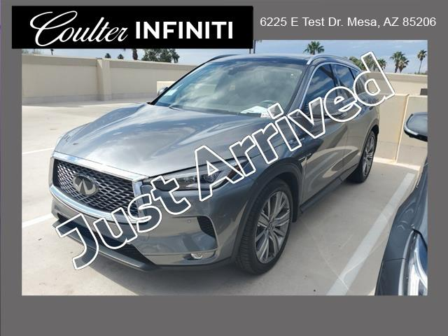 2021 INFINITI QX50 SENSORY for sale in Mesa, AZ
