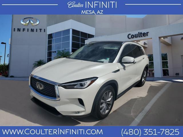 2021 INFINITI QX50 LUXE for sale in Mesa, AZ
