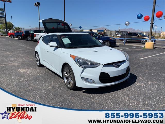 2013 Hyundai Veloster w/Gray Int for sale in El Paso, TX