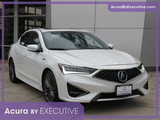 2019 Acura ILX w/Technology/A-Spec Pkg for sale in North Haven, CT