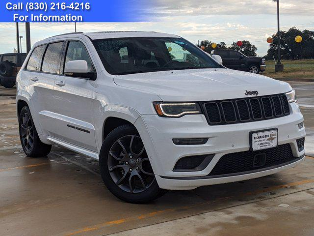 2020 Jeep Grand Cherokee High Altitude for sale in Floresville, TX