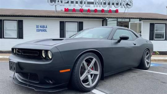 2016 Dodge Challenger SXT for sale in Manassas, VA