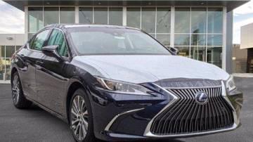 2021 Lexus ES ES 300h for sale in Owings Mills, MD