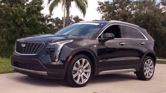 2019 Cadillac XT4 FWD Premium Luxury for sale in Venice, FL