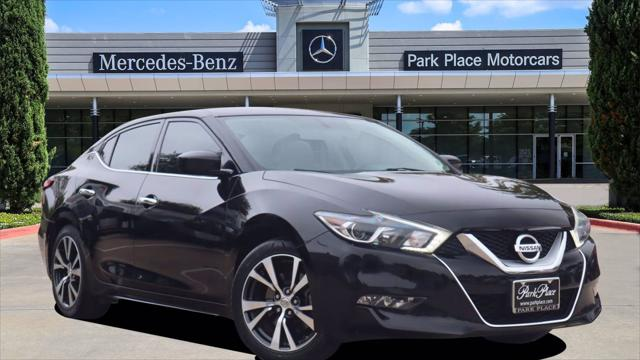 2017 Nissan Maxima S for sale in Fort Worth, TX