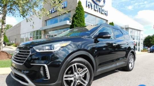 2018 Hyundai Santa Fe SE Ultimate for sale in Hendersonville, TN