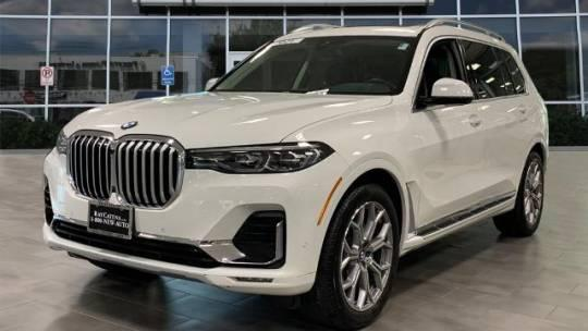2021 BMW X7 xDrive40i for sale in White Plains, NY