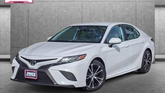 2020 Toyota Camry SE for sale in Des Plaines, IL