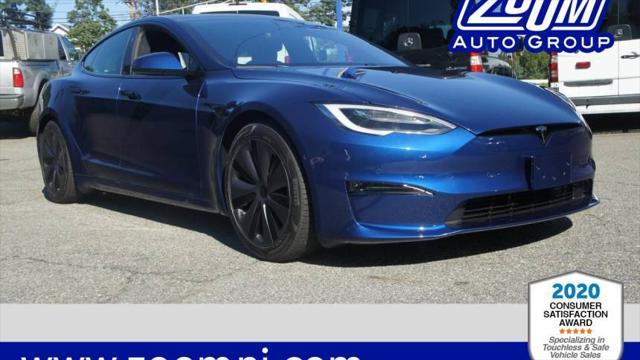 2021 Tesla Model S Plaid for sale in Parsippany, NJ