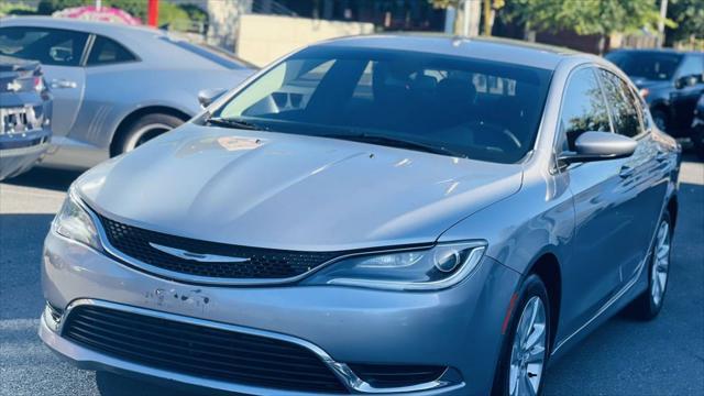 2016 Chrysler 200 Limited for sale in Arlington, VA