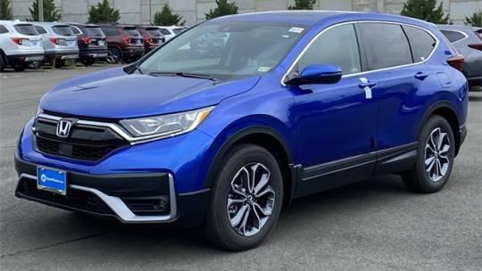 2021 Honda CR-V EX for sale in Manassas, VA
