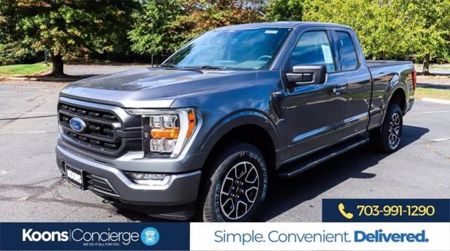 2021 Ford F-150 XLT for sale in Sterling, VA