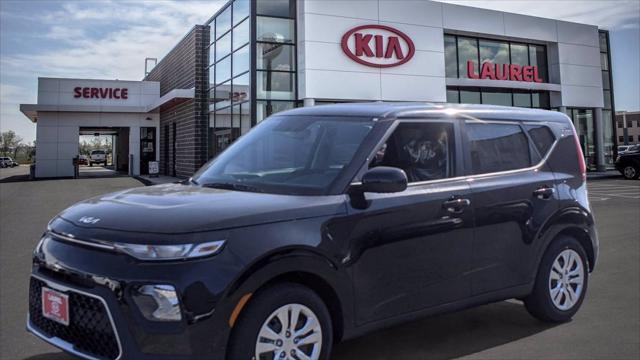 2022 Kia Soul LX for sale in Laurel, MD