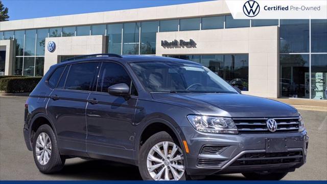 2020 Volkswagen Tiguan S for sale in San Antonio, TX