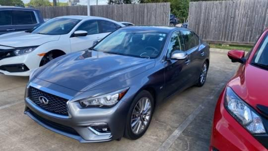 2018 INFINITI Q50 3.0t LUXE for sale in Conroe, TX
