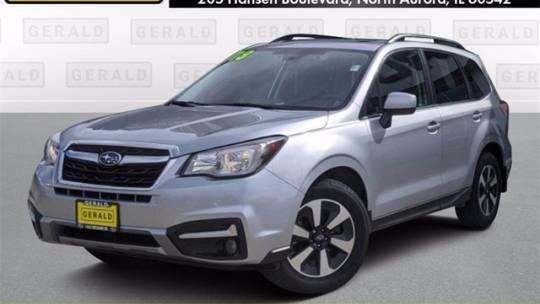 2018 Subaru Forester Premium for sale in North Aurora, IL