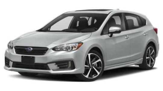 2022 Subaru Impreza Sport for sale in Portage, IN