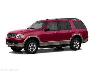 2002 Ford Explorer Limited for sale in MIDLAND, TX