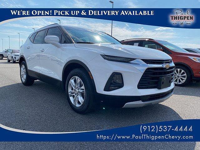2019 Chevrolet Blazer FWD 4dr for sale in Vidalia, GA