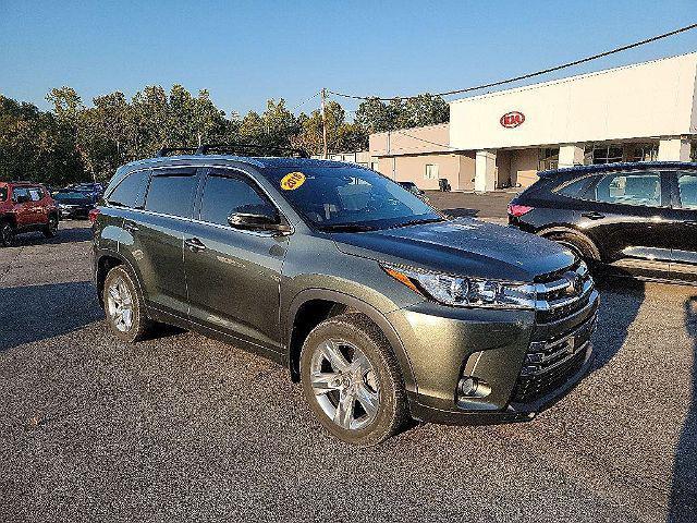 2018 Toyota Highlander Limited for sale in Kingsport, TN