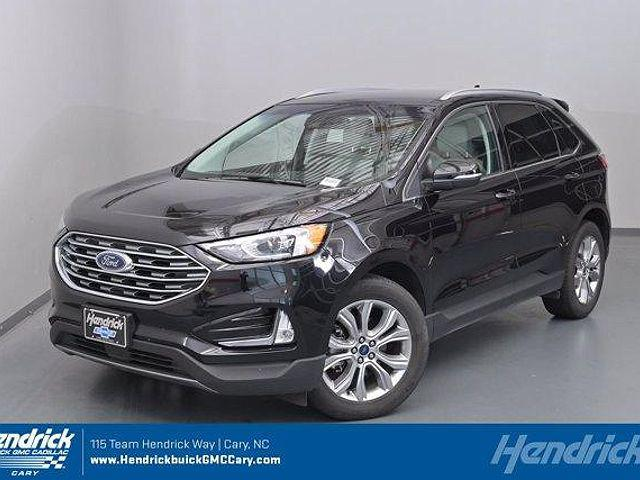 2019 Ford Edge Titanium for sale in Cary, NC