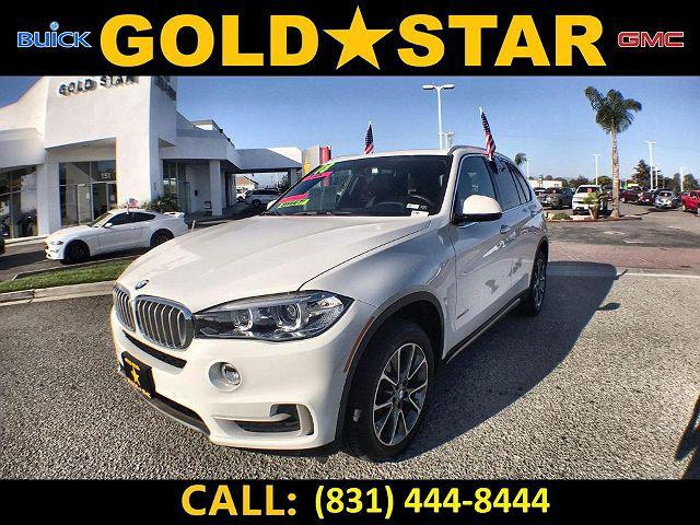 2018 BMW X5 xDrive35i for sale in Salinas, CA