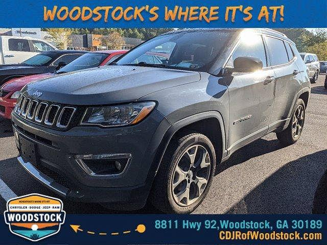 2019 Jeep Compass Limited for sale in Woodstock, GA