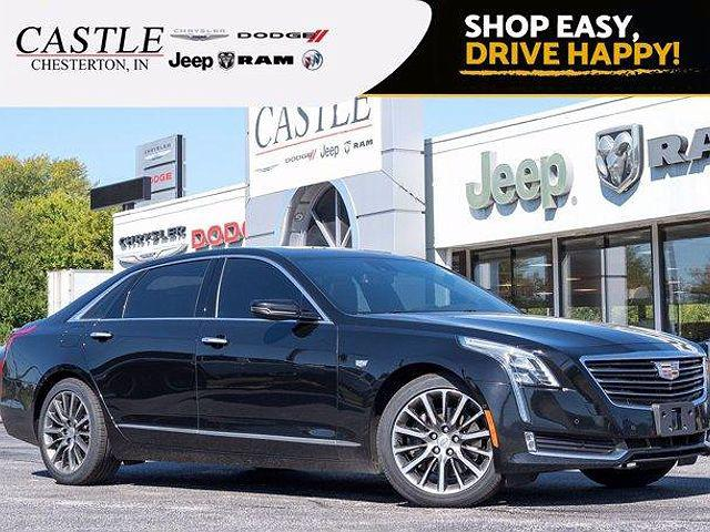 2016 Cadillac CT6 Luxury AWD for sale in Chesterton, IN