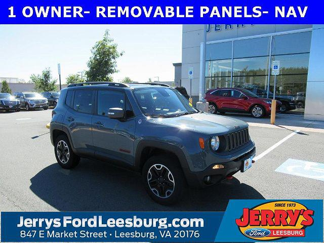 2016 Jeep Renegade Trailhawk for sale in Leesburg, VA