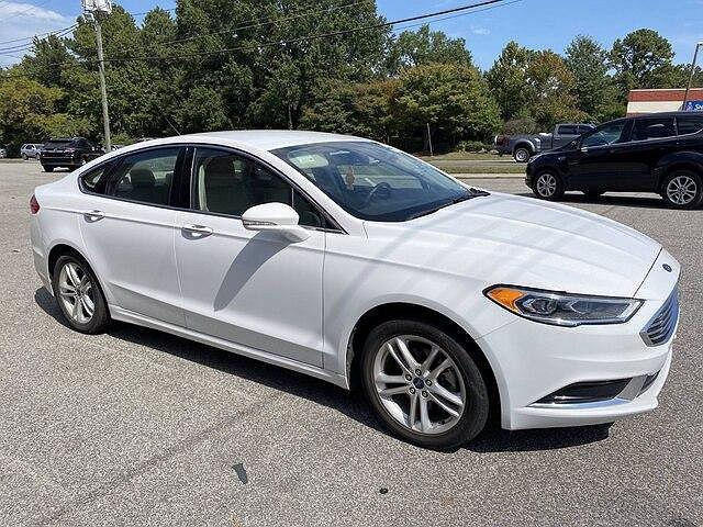 2018 Ford Fusion SE for sale in Durham, NC