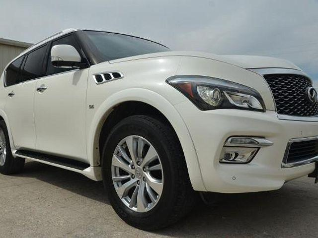 2016 INFINITI QX80 2WD 4dr for sale in Wylie, TX