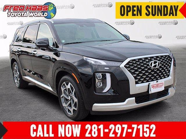 2021 Hyundai Palisade Calligraphy for sale in Spring, TX