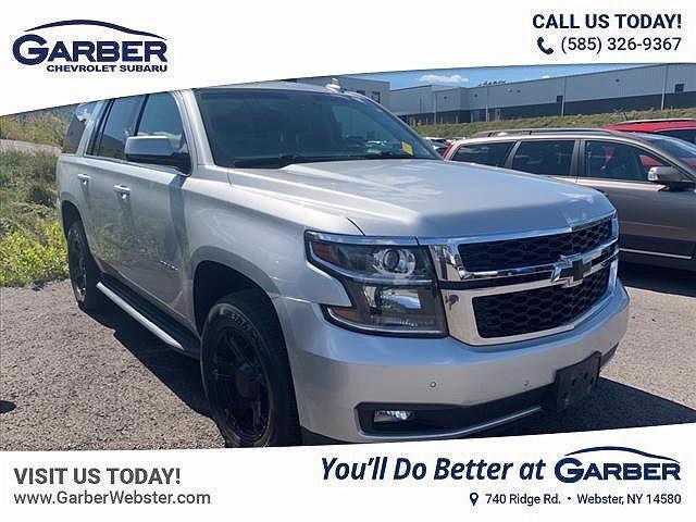 2018 Chevrolet Tahoe LT for sale in Webster, NY
