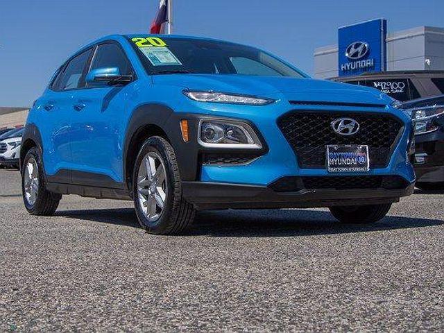 2020 Hyundai Kona SE for sale in Baytown, TX