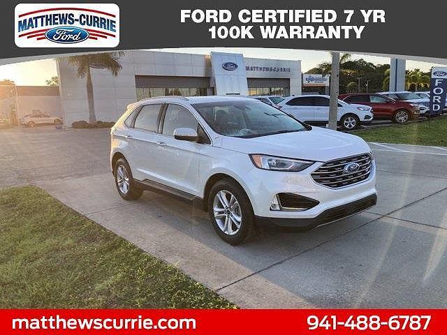 2019 Ford Edge SEL for sale in Nokomis, FL