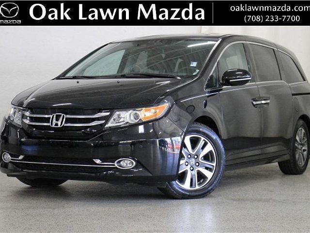 2016 Honda Odyssey Touring for sale in Oak Lawn, IL