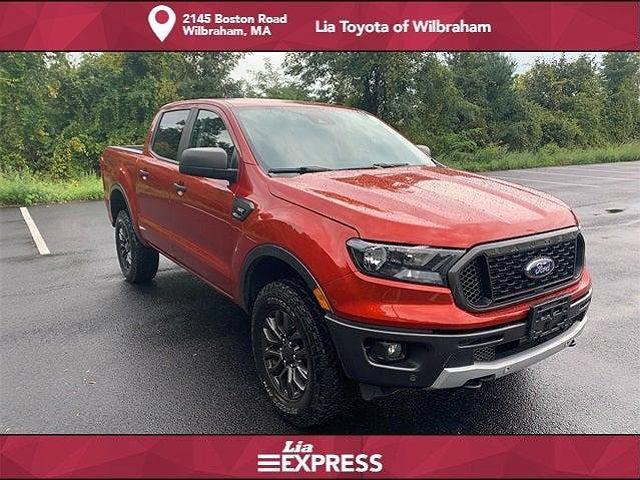 2019 Ford Ranger XLT for sale in Wilbraham, MA