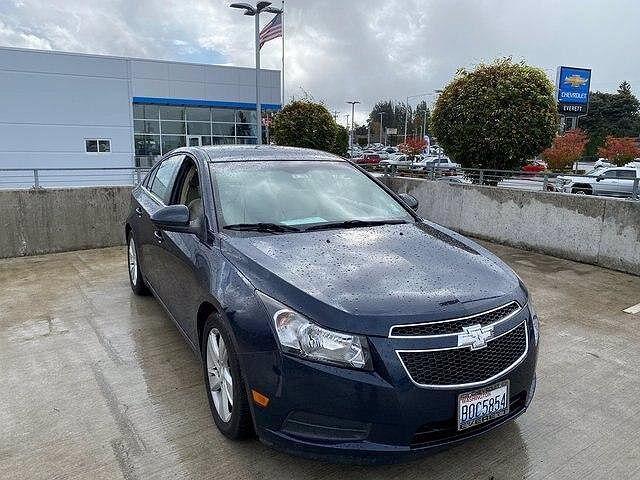 2014 Chevrolet Cruze Diesel for sale in Everett, WA