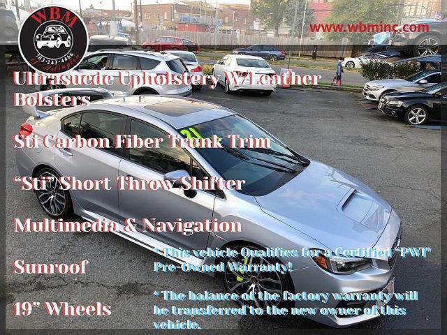 2021 Subaru WRX STI Limited for sale in Arlington, VA