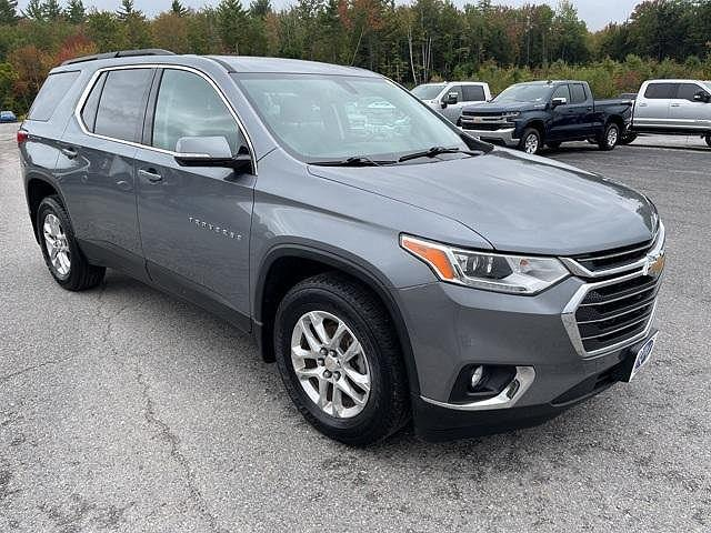 2019 Chevrolet Traverse LT Leather for sale in Newport, NH