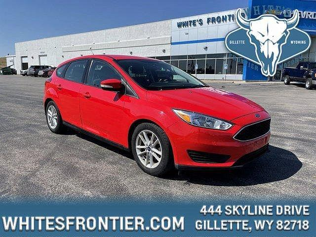 2017 Ford Focus SE for sale in Gillette, WY