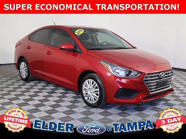 2019 Hyundai Accent SE for sale in Tampa, FL