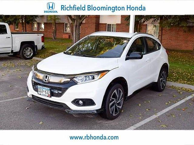 2019 Honda HR-V Sport for sale in Minneapolis, MN