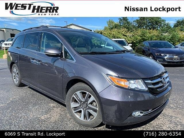 2016 Honda Odyssey Touring for sale in Lockport, NY