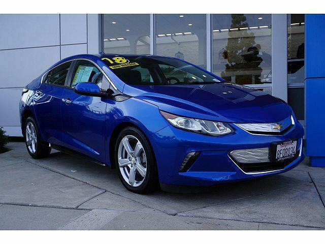 2018 Chevrolet Volt LT for sale in Torrance, CA