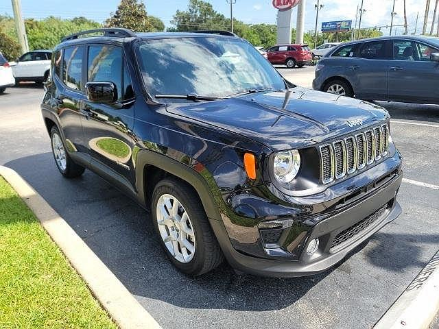2020 Jeep Renegade Latitude for sale in Fort Pierce, FL
