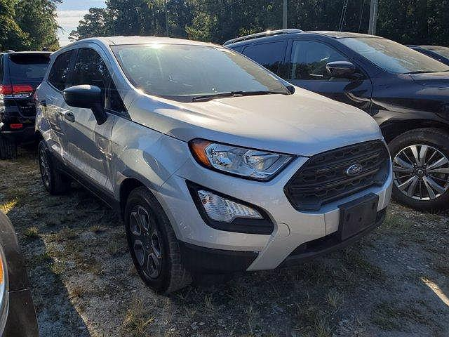 2018 Ford EcoSport S for sale in Brunswick, GA