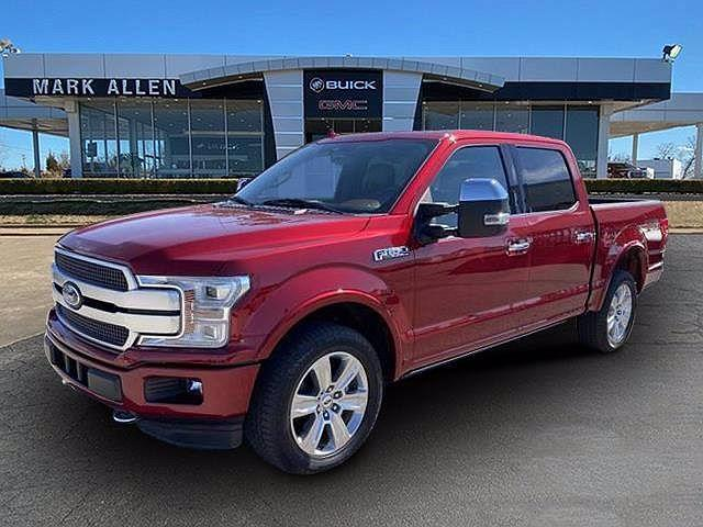 2019 Ford F-150 Platinum for sale in Tulsa, OK